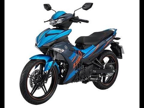 GIÁ XE #Exciter 150cc Xanh Xám Đen 2021 - #Vua_côn_tay #Yamaha #Yamaha_Town_Trực - #Trả_Góp