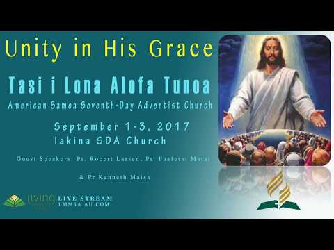 AS SDA Mini-Fono | Pr Luafitu Tuliatu | Opening Sabbath - Sept 1, 2017