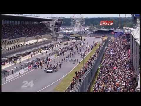 Le Mans 24 Hours 2009 - Race Part 1/4 Speed