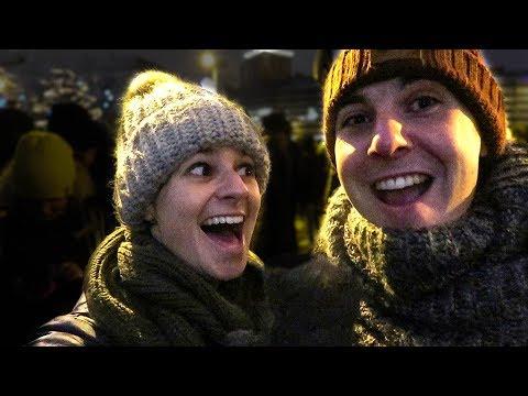 We got an APARTMENT in RIGA!! Latvia NYE travel vlog