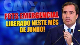 FGTS EMERGENCIAL 2021 LIBERADO? AGORA EM JUNHO? PAULO GUEDES? #fgts #fgts2021 | últimas notícias 🗞