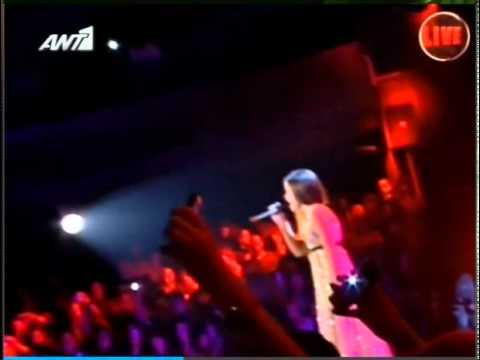 Nikki Ponte - X Factor 3 Greece - Semifinal (Part 2)