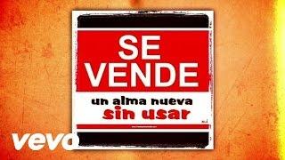 Alejandro Sanz - Se Vende (Audio)
