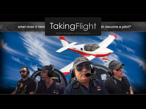 Taking Flight Trailer - What does it take to learn to fly?