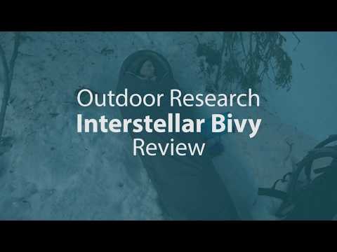 Very Expensive Outdoor Research Advanced Bivy Doovi