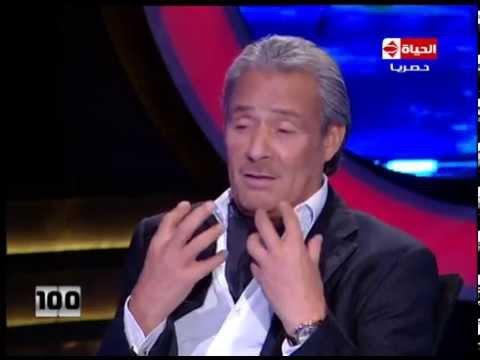 100 سؤال- فاروق الفيشاوي فى حلقة جريئة مع راغدة شلهوب وماذا قال عن الحجاب وإدامنه للمخدرات !
