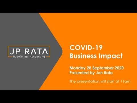 COVID-19 business update (28 September 2020)