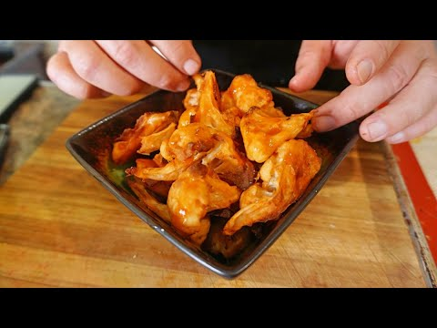 buffalo-cauliflower-wings---wfpb-no-oil-recipe---healthy-recipe-channel---cook-with-me