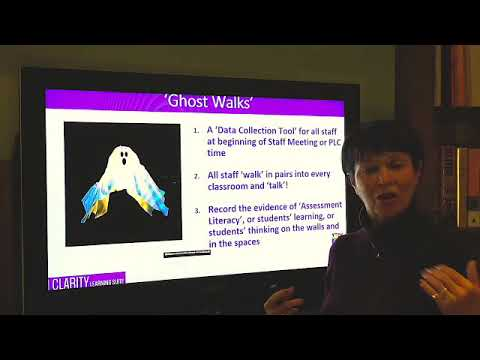 """""""Ghost Walks and Casper the Ghost Notes"""""""