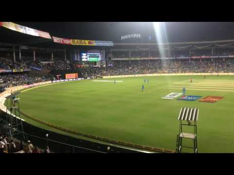 IND V/S ENG live in Chinnaswamy stadium Bangalore