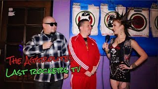 THE AGGROLITES talk 1ST NEW ALBUM IN 7 YEARS w/Erin Micklow for Last Rockers TV
