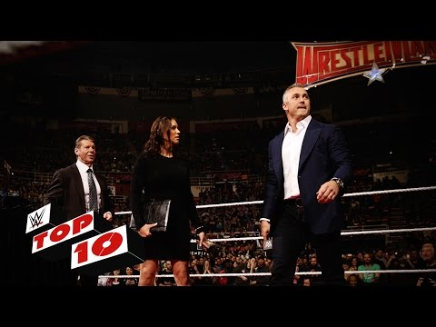 Top 10 Raw moments: WWE Top 10, February 22, 2016