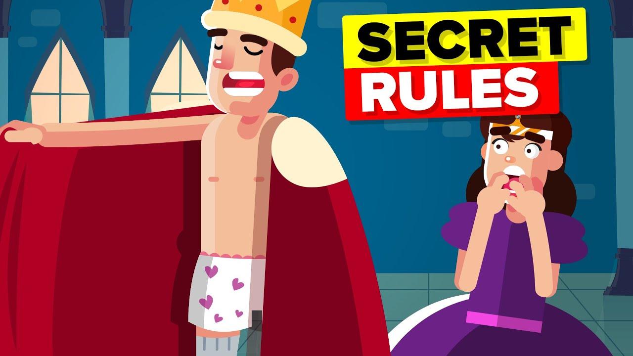 Чудни тајни правила што ги следат членовите на кралското семејство