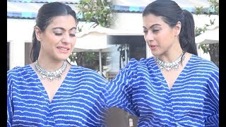 Kajol's Funny Moments During Helicopter Eela Promotions