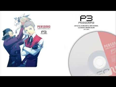Persona 3 Character Drama CD Vol. 5 (Eng Sub)