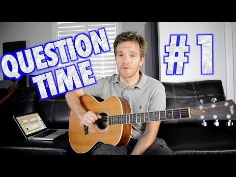 Question Time! The B-String, Inversions and Keb 'Mo