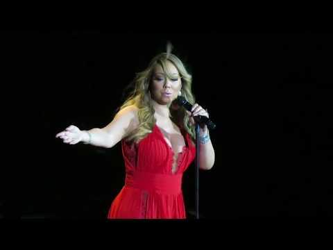 Mariah Carey - Hero (Live in Oakland CA, Oracle Arena, July 21, 2017)