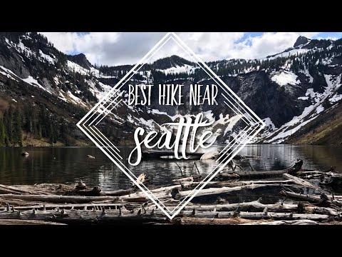 THE BEST HIKE NEAR SEATTLE!!