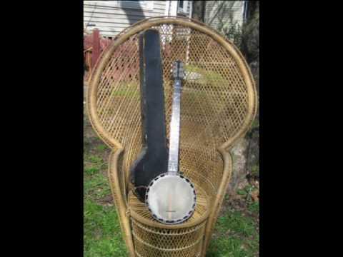 SOLD! Vintage Banjo for Sale on Ebay Bluegrass Clawhammer Frailing