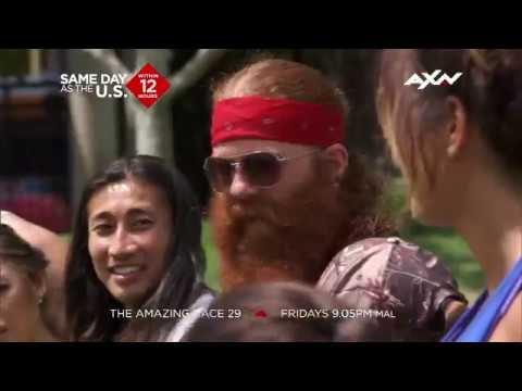 First look at The Amazing Race 29