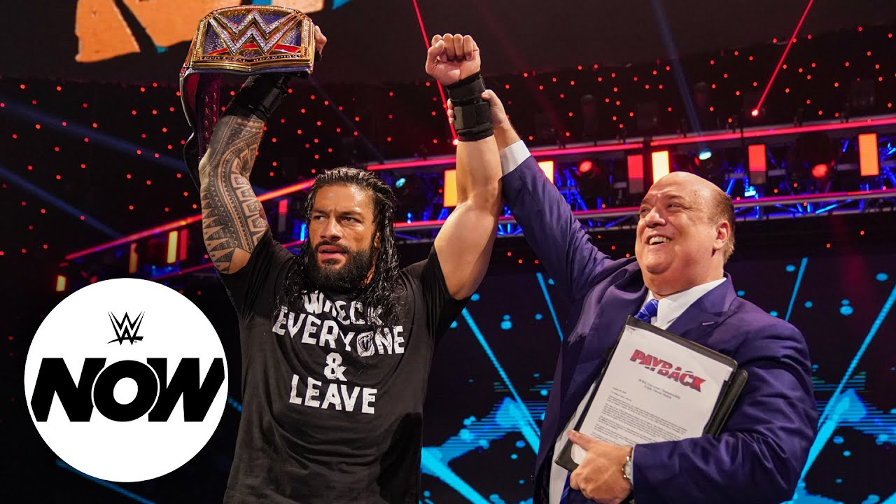 Roman Reigns and Paul Heyman correctly predict the future: WWE Now