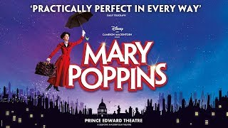 Mary Poppins - Prince Edward Theatre - First Day Of Rehearsals