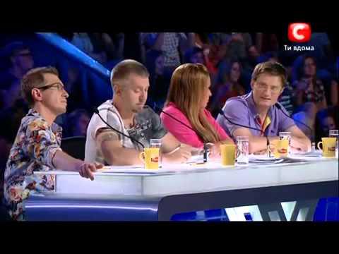 Х-фактор-3 - Роман Шудренко - будущий победитель!!!