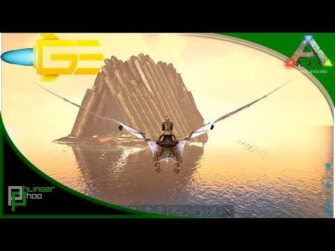 Ark: Survival Evolved GES4 #13 Wyvern Scar Fail! Egg Collector and Hunting for Propellant!