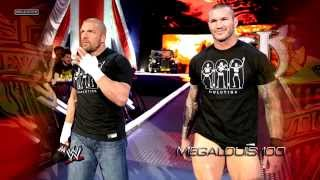 "2014: Evolution 6th WWE Theme Song - ""Line In The Sand"" (Intro Cut V2) With Download Link"