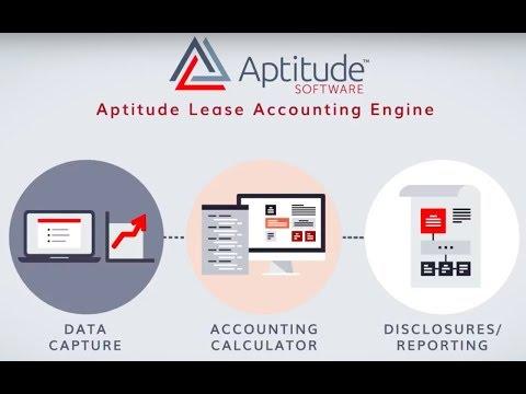 Aptitude Lease Accounting Engine