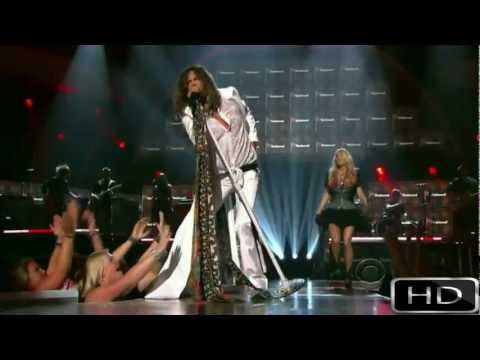 Steven Tyler & Carrie Underwood . Undo It And Walk This Way (Live!)  [HD]