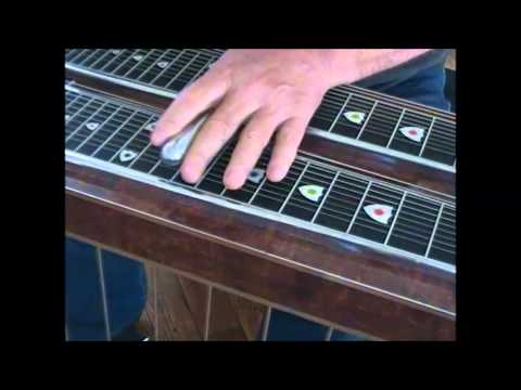 what-is-a-pedal-steel-guitar
