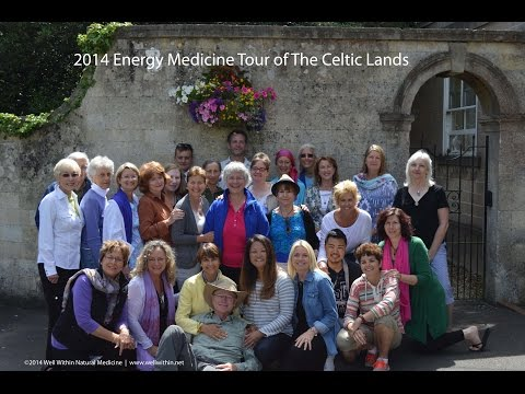 2014 Energy Medicine Tour of the Celtic Lands