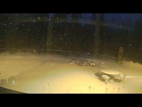 Time Lapse Snow storm  03/13/18 @ Pena compound