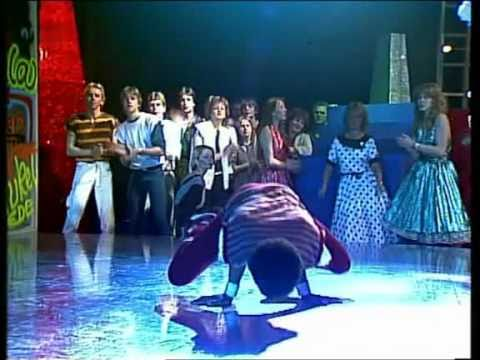 Electric Boogie Men - Breakdancing 1984