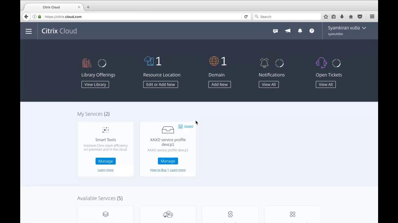How to configure NetScaler Gateway Service for XenApp & XenDeskop Service