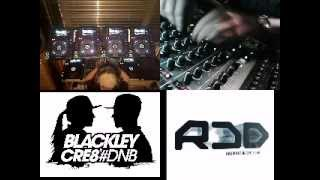 BLACKLEY 6 DECK SESSION VOL 1 (JUL 2015)
