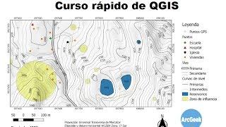 Curso rápido de QGIS