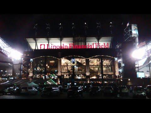 Game-day tour of Lincoln Financial Field (Philadelphia Eagles - NFL) in Philadelphia, PA