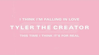 Tyler, The Creator - I THINK (Lyric Video)