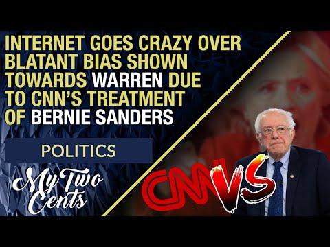 🔴 #CNNisTrash Floods the Internet As CNN Caught Election Rigging Against Bernie Sanders