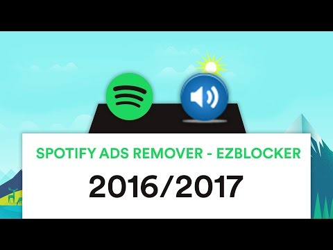 EZBlocker - Spotify ADS Remover