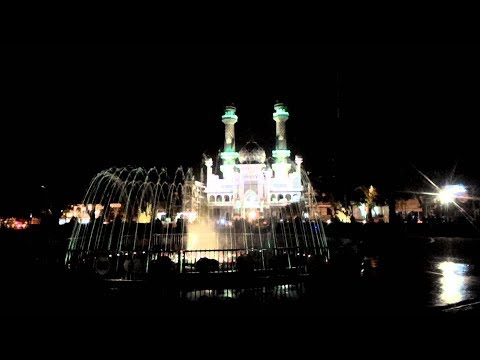 Adzan Isya Masjid Agung Jami Malang - Paling Merdu - (Alm) Ust.H.Khoirul Anwar