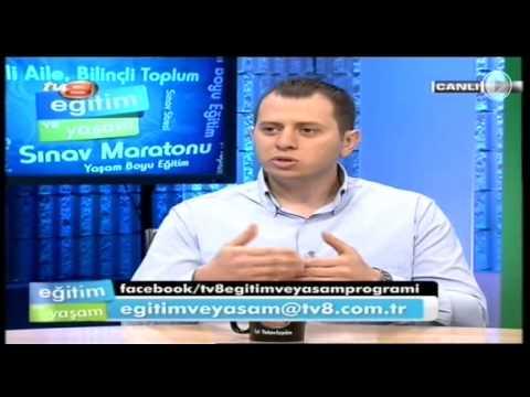 35. Camp Caddebostan - Basın / Media - TV8 Eğitim ve Yaşam Programı