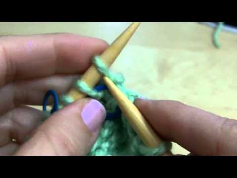 Easy How To Knit A Scarf