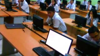 UN CBT (Computer Base Test) SMKN 43 Jakarta