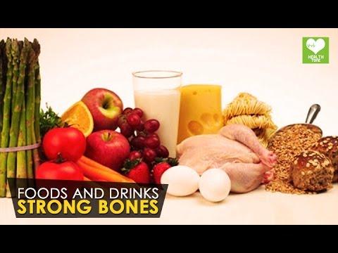 Strong Bones - Best Foods | Health Tone Tips