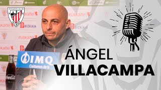 🎙️ Ángel Villacampa | pre Athletic Club - Valencia CF Femenino | J18 Primera Iberdrola