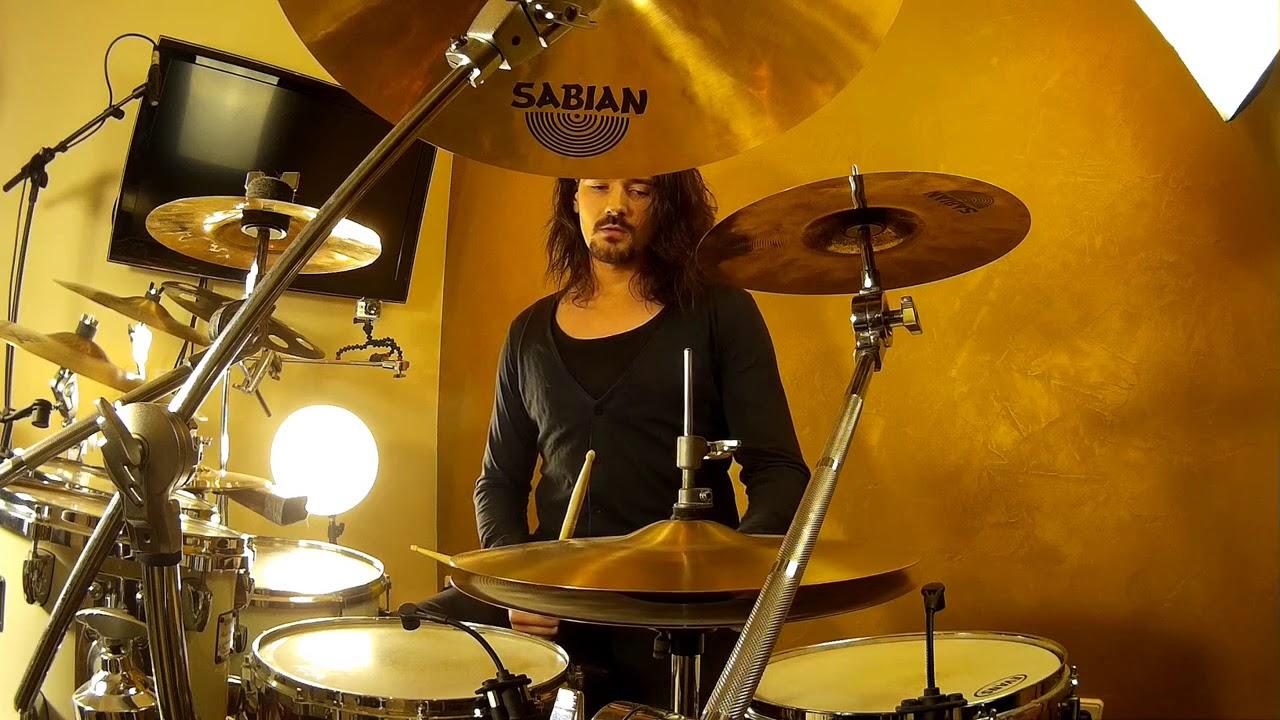 Rammstein  Du hast  Drumcover  Robert Kaufmann