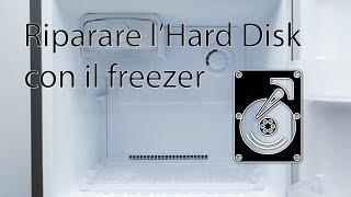 TUTORIAL - Riparare l'Hard Disk con il freezer